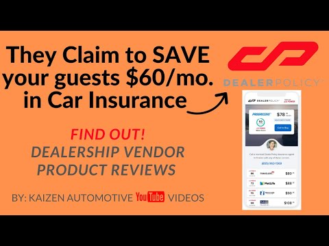 Car Dealers: Can DealerPolicy REALLY increase your F/I profits?