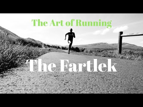 The Art of Running: The Fartlek (+ Arc'Teryx Norvan SL shoes)