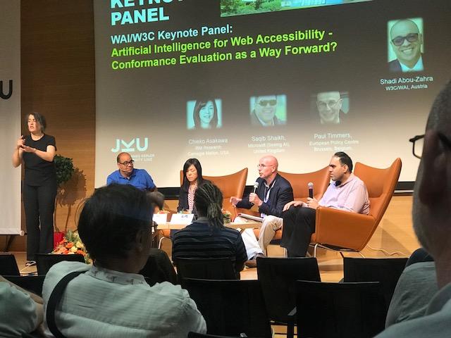 Aktuelle Forschung - Konferenzbericht ICCHP