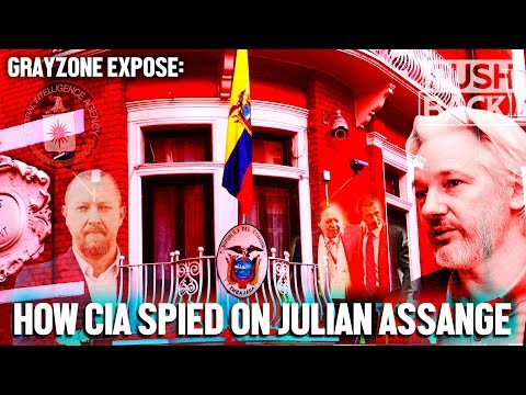 Exposed: CIA used Sheldon Adelson's firm to spy on Julian Assange