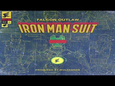 Falcon Outlaw - Iron Man Suit (2020 New Official Music Video) (Prod. By Wolfagram)