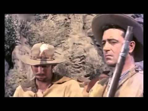 Santa Fe Passage 1955 Full Length (Western Movie)