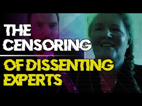 TL;DR - The Censoring of Dissenting Experts