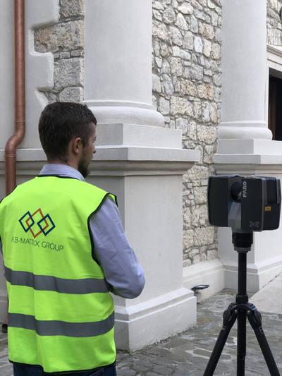 Terrestrial Laser Scanning Albania