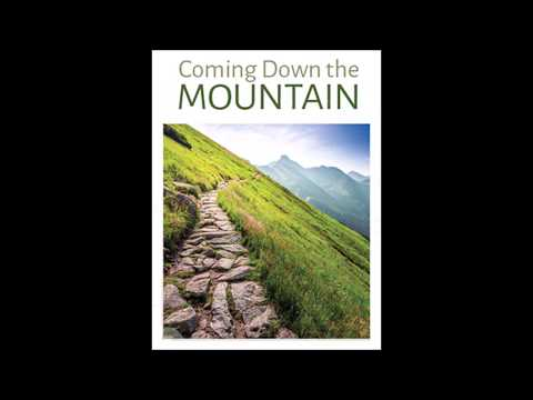 Coming from the Mountain     A D Eker 2020