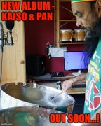 New Album - Kaiso & Pan