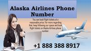 Contact us at Alaska Airlines Number +1 888 388 8917 For Affordable flight Reservations