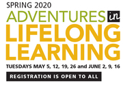 Life-Long Learners Featured at Story Space online Tue 06/02/2020