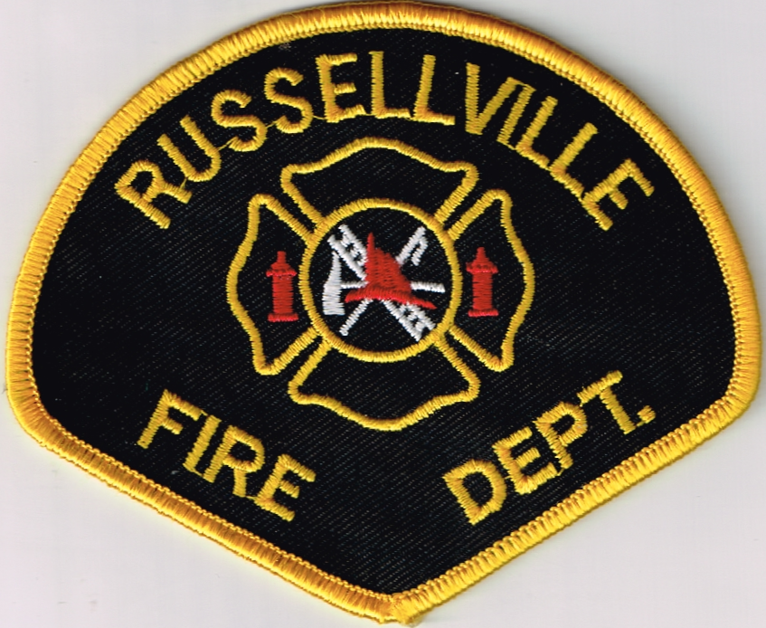 RUSSELLVILLE FIRE DEPARTMENT- RUSSELLVILLE, AR(POPE COUNTY)