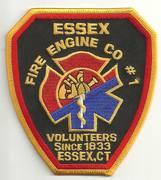 ESSEX FIRE DEPARTMENT ENGINE 1- ESSEX, CT(MIDDLESEX COUNTY)