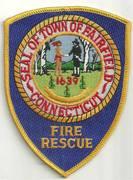 FAIRFIELD FIRE DEPARTMENT- FAIRFIELD, CT(FAIRFIELD COUNTY)