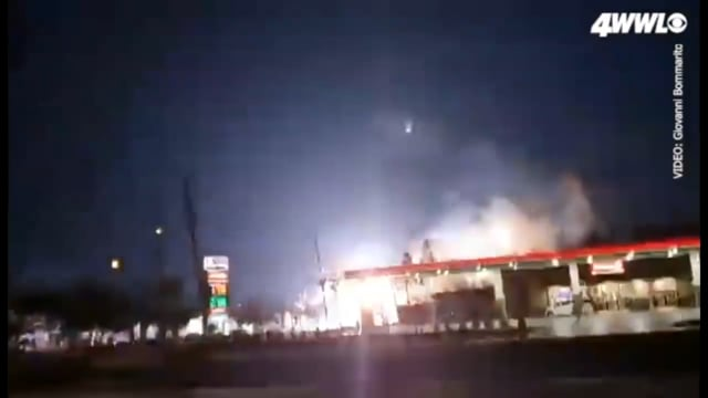 Did Kenner, LA Get Hit With An EMP Weapon?  Wow!
