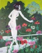 Floraisons 50 x 40 Peinture à l' huile