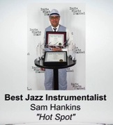 Best Jazz Instrumentalist 2020
