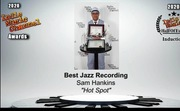 Best Jazz Recording 2020