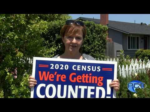 Census 2020 - Half Moon Bay - PSA - English