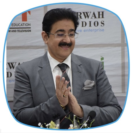 Sandeep Marwah Addressed New Group of SheConnects