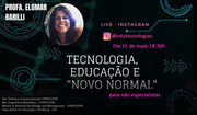 """Live Instagram_ Tecnología, educación y """"nueva normalidad"""""""