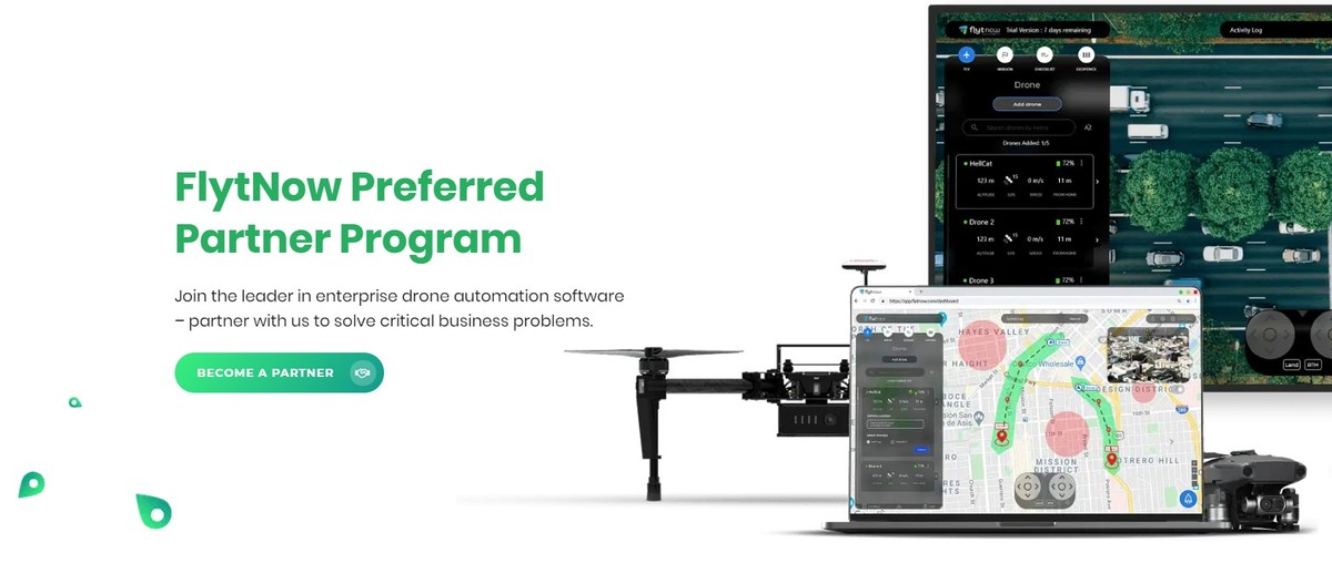 FlytNow Launches Preferred Partner Program for Drone Solution Providers
