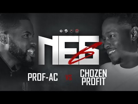 Chozen Profit vs Prof-AC (Full Battle)