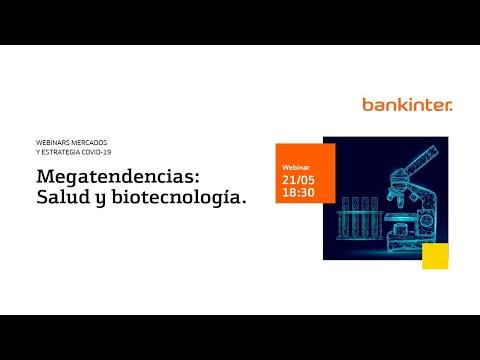 Video Análisis: Megatendencias: Salud y biotecnología