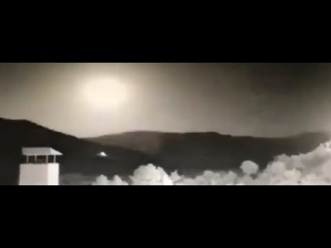 Mysterious Sky Phenomenon-Cloaking?-Fireball?-Meteor?*India Getting Hit From All Directions*
