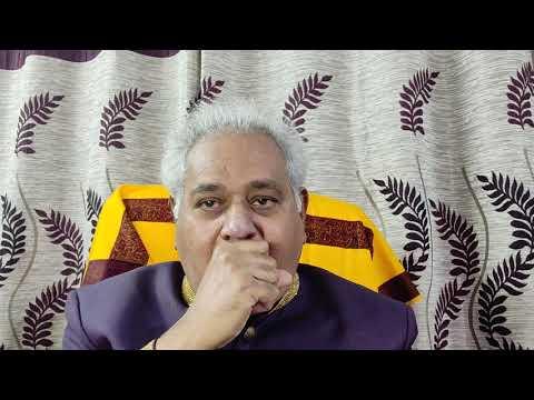 Part1/2Bible Teaching By Chief Apostle H.E.Prof.Dr. Madhu Krishan-Corona Virus Vs Bible Perspective