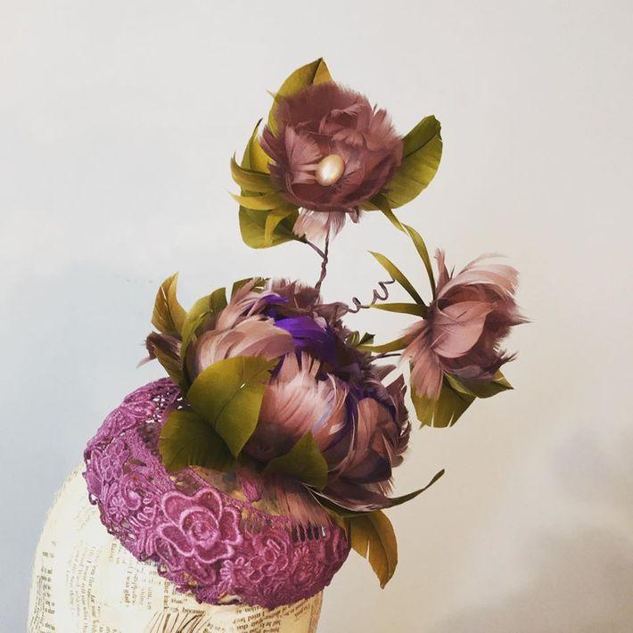 Purlple flowers