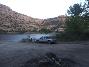 CUTTER DAM BLOOMFIELD N.M MENORIAL WEEKEND