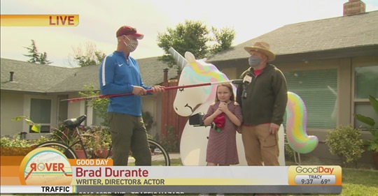 48 Hour Filmmaker Featured on Good Day!