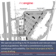 Best Alta Survey Drafting Service in USA [ Arcengine ]