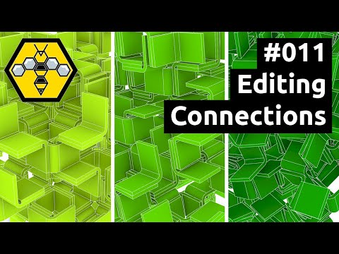 Wasp for Grasshopper #101 - Tutorial #011: Editing Connections