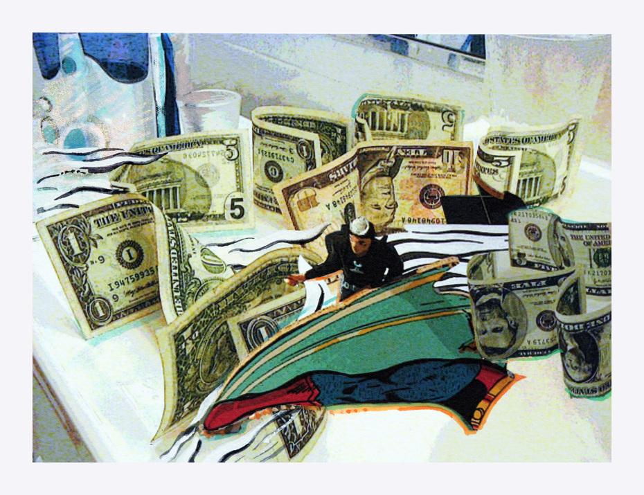 Money Tsunami