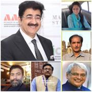 Sandeep Marwah Chair Hindi Journalism Day on 30th May