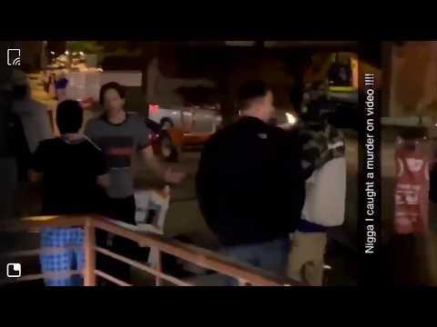 Viral Footage - Jake Gardner Omaha bar owner Shot to Death James Scurlock