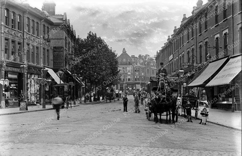 Crouch End Broadway c1905