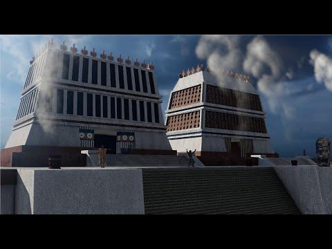RECORRIDO VIRTUAL RECINTO SAGRADO TENOCHTITLÁN / ADVEstudio Arqueología Virtual