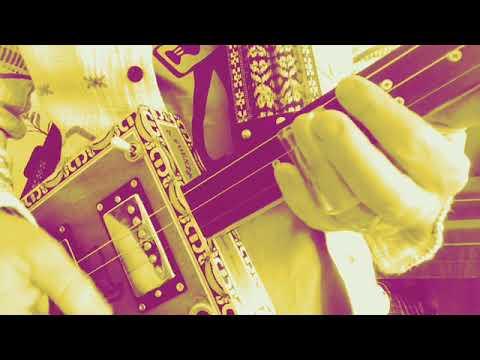 Afrobeat Cigar Box Guitar by Nigel McTrustry