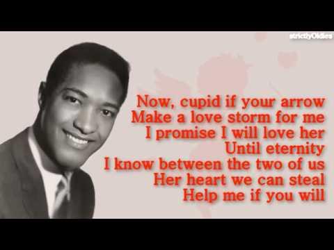 Sam Cooke Cupid lyrics   YouTube