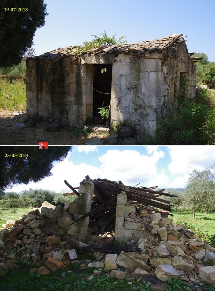 Πριν και μετά τους σεισμούς