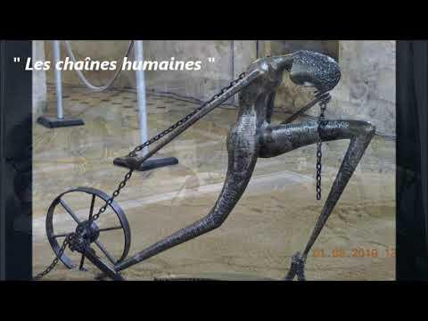à Amilcar ZANNONI - mineur devenu sculpteur en Lorraine -