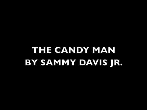 Sammy Davis Jr  The Candy Man with lyrics