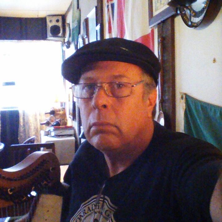 Thomas H Hogan aka,  Harpin Hank