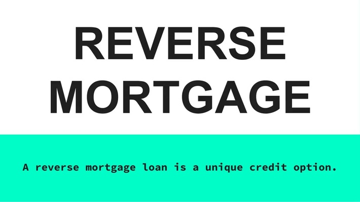 Reverse Mortgage & Its Benefits
