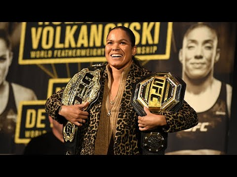 UFC 250: For Amanda Nunes, There is No Doubt