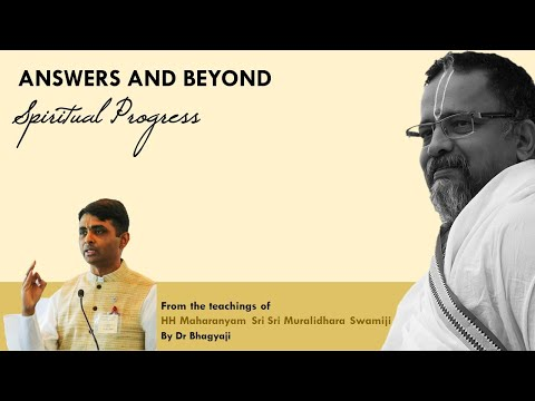 Answers and Beyond - 2 by Dr Bhagyaji Spiritual Progress