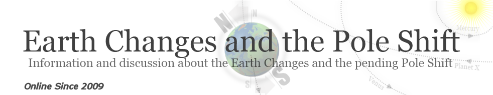 Earth Changes and the Pole Shift