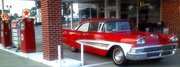 1958 Ford Redbird 6.5.11 at Old Service Station Chatsworth