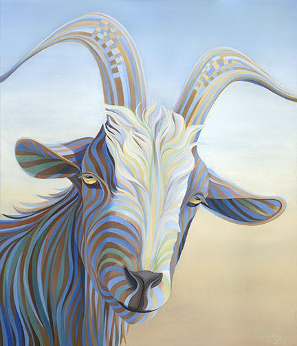 Oscar the Goat