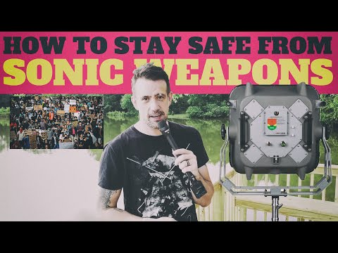 LRADs and Sound Cannons Are NOT Safe. Here's How To Minimize Their Effects.